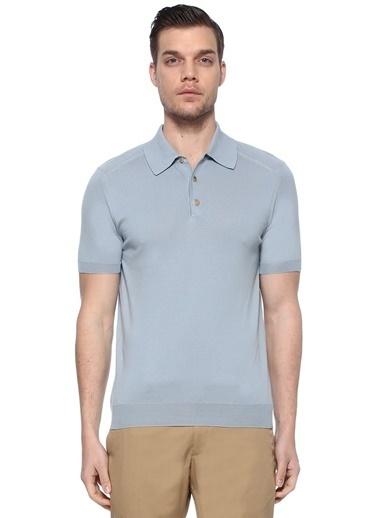 Caruso Tişört Mavi
